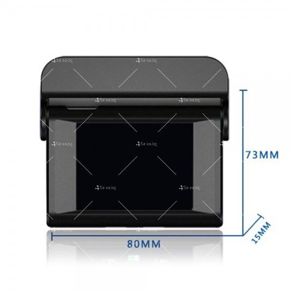 TPMS система за мониторинг на налягането в гумите на автомобили GUMI ALARM2 8