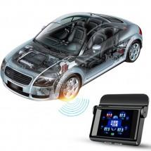 TPMS система за мониторинг на налягането в гумите на автомобили GUMI ALARM2
