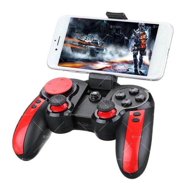 ipega 9089 подходящ за спортни видеоигри Bluetooth джойстик за видеоигри PSP25 6