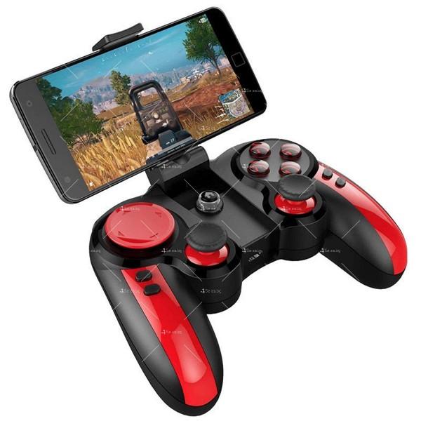 ipega 9089 подходящ за спортни видеоигри Bluetooth джойстик за видеоигри PSP25 7
