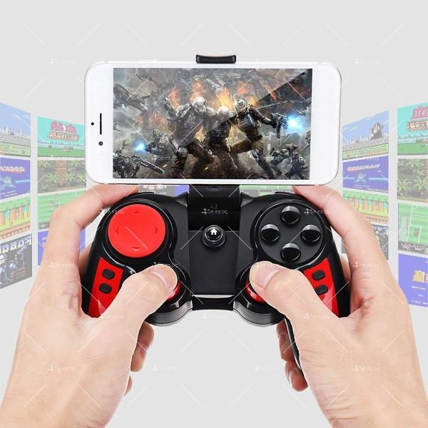 ipega 9089 подходящ за спортни видеоигри Bluetooth джойстик за видеоигри PSP25 8