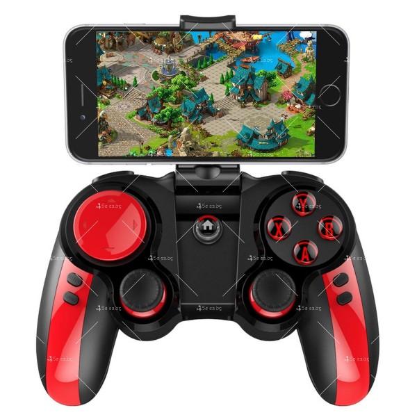 ipega 9089 подходящ за спортни видеоигри Bluetooth джойстик за видеоигри PSP25 13