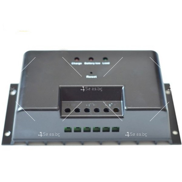 10-амперов MPPT контролер 2