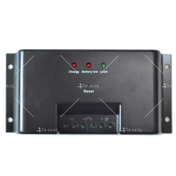 10-амперов MPPT контролер 5