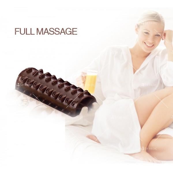 Воден нагряващ масажор за крака плюс педикюр TV125 12
