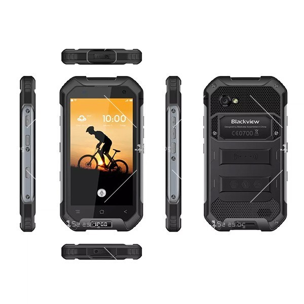 Bv6000s – супер водоустойчив смартфон 5