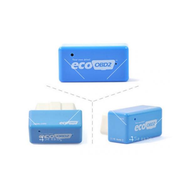 Икономичен чип EcoOBD2 за дизелови автомобили за намаляване на разхода CHIP 4 1