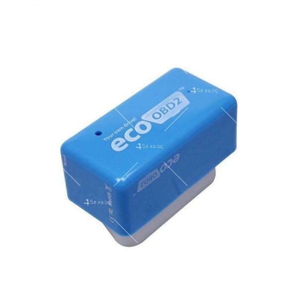 Икономичен чип EcoOBD2 за дизелови автомобили за намаляване на разхода CHIP 4 13