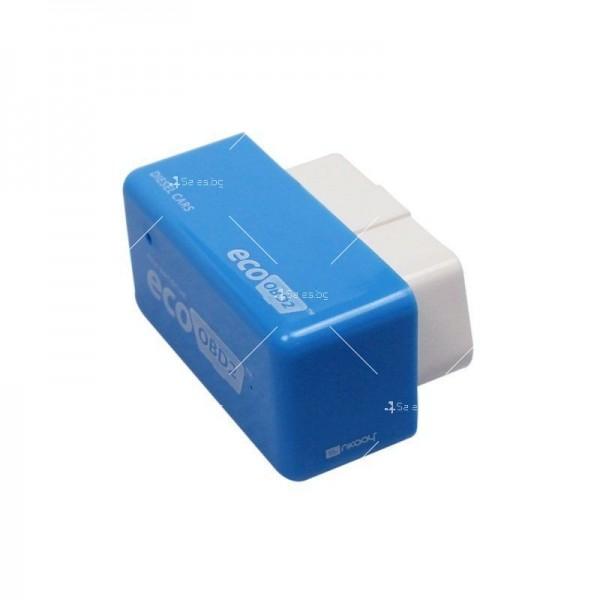 Икономичен чип EcoOBD2 за дизелови автомобили за намаляване на разхода CHIP 4 14