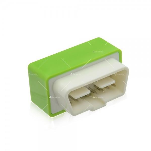 Чип Plug и Power Prog NitroOBD2 Eco за увеличаване на мощността в двигателя CHIP5 12