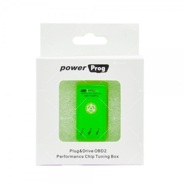 Чип Plug и Power Prog NitroOBD2 Eco за увеличаване на мощността в двигателя CHIP5 21