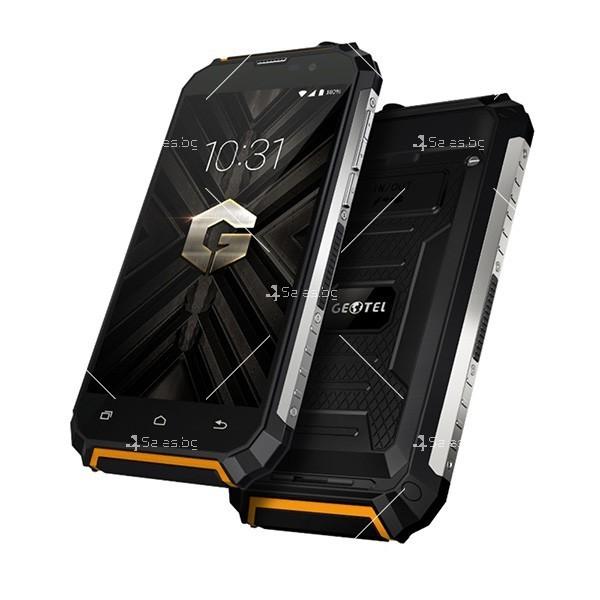 Geotel G 1 - смартфон и пауър банка в едно 4