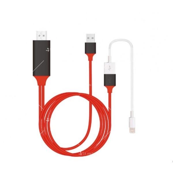 Преходник тип-С за Android и iPhone към HDMI CA111 4