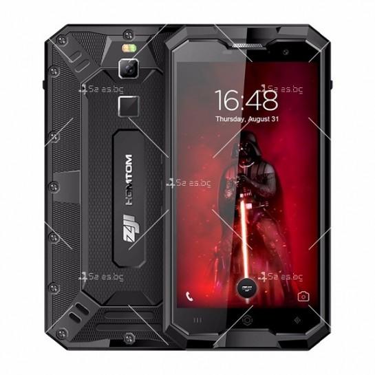 HOMTOM ZOJI Z8 – мултифункционален и здрав смартфон
