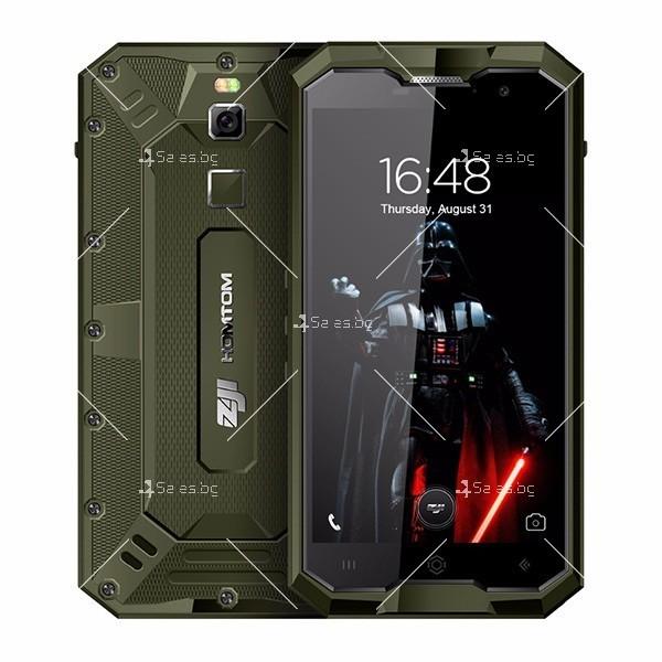 HOMTOM ZOJI Z8 – мултифункционален и здрав смартфон 3