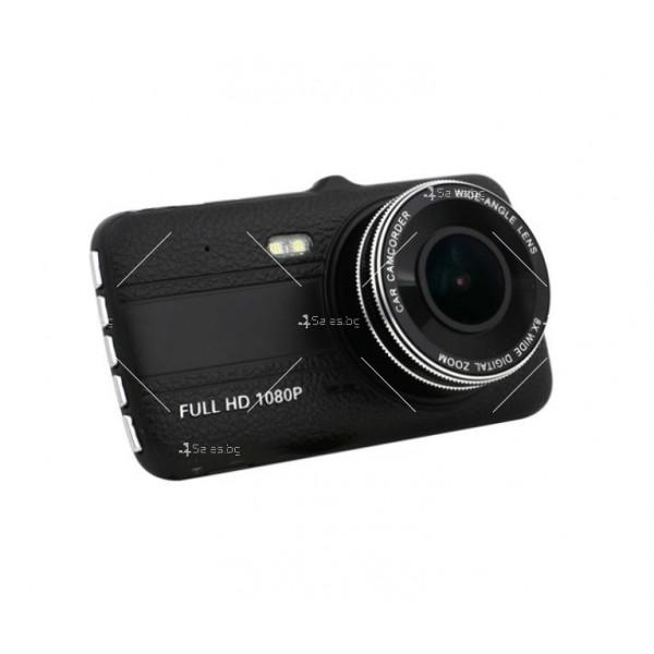 Скрита видео камера за кола с подобрен нощен запис AC74 1