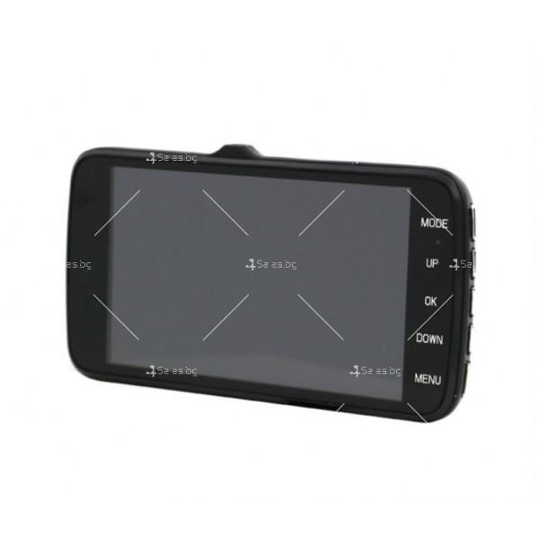 Скрита видео камера за кола с подобрен нощен запис AC74 2