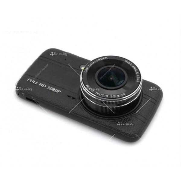 Скрита видео камера за кола с подобрен нощен запис AC74 3