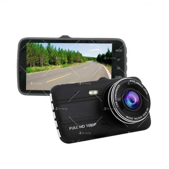 Скрита видео камера за кола с подобрен нощен запис AC74