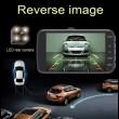 Скрита видео камера за кола с подобрен нощен запис AC74 11