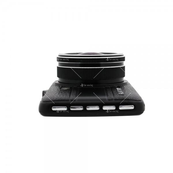 Скрита видео камера за кола с подобрен нощен запис AC74 17
