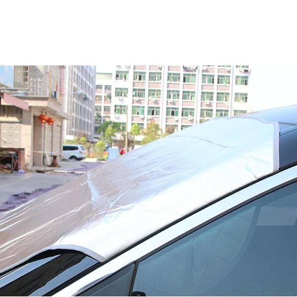 Качествено покривало за предно стъкло на автомобил 3
