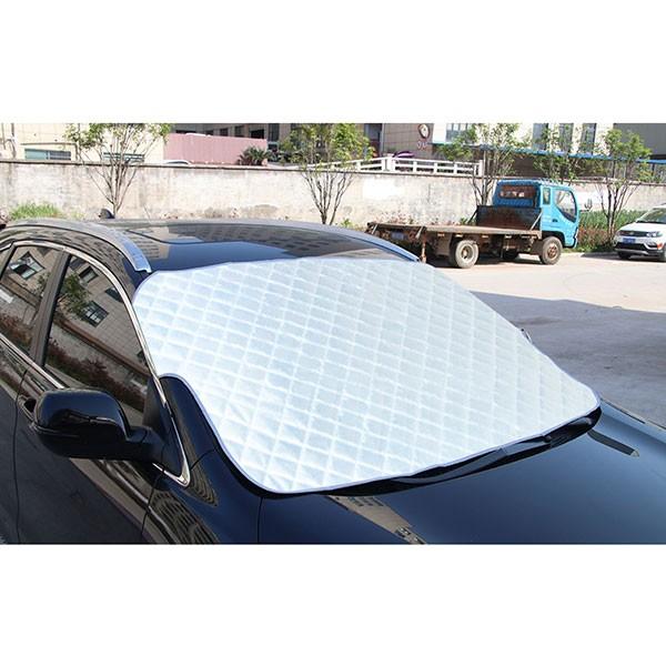 Качествено покривало за предно стъкло на автомобил 8