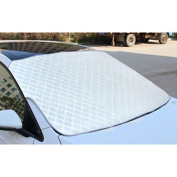 Качествено покривало за предно стъкло на автомобил 12