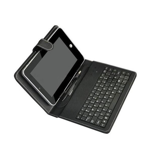 Калъф с клавиатура за 7-инчов таблет 3