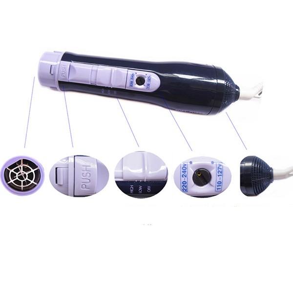 Мултифункционален сешоар 700W с 3 приставки TV135 3