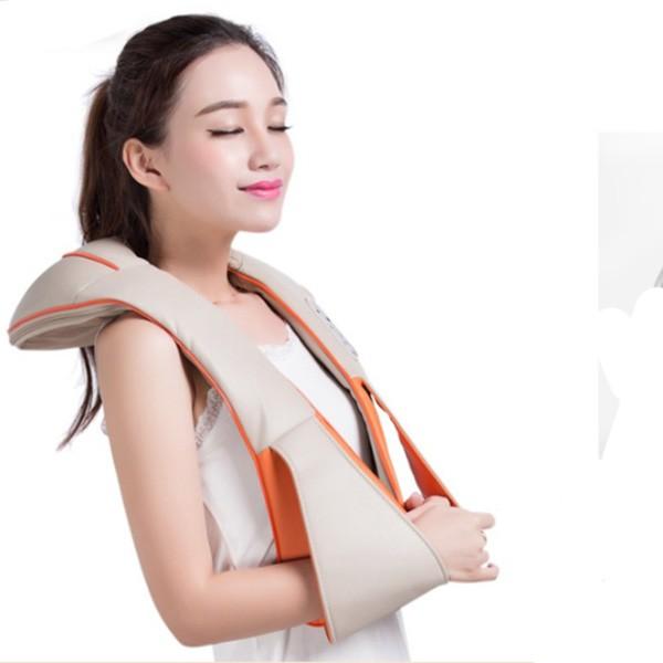 Тапинг масажор за врат гръб и рамене -масаж epulse TV73 5