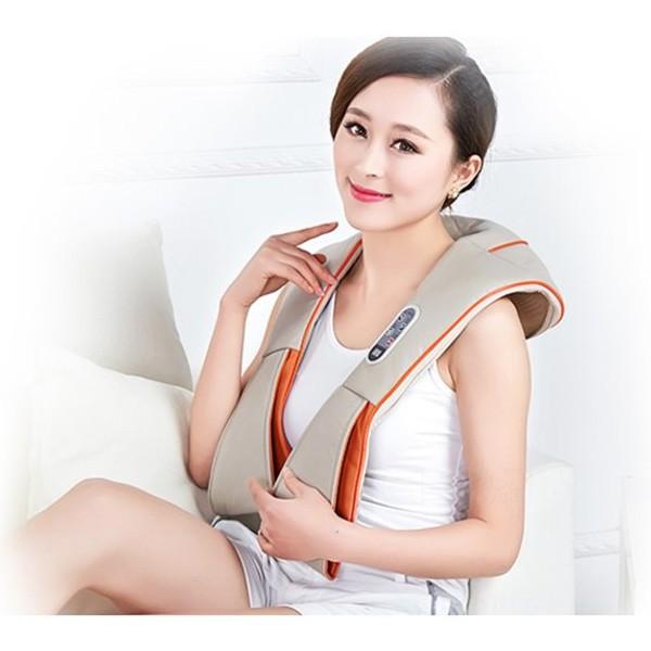 Тапинг масажор за врат гръб и рамене -масаж epulse TV73 9
