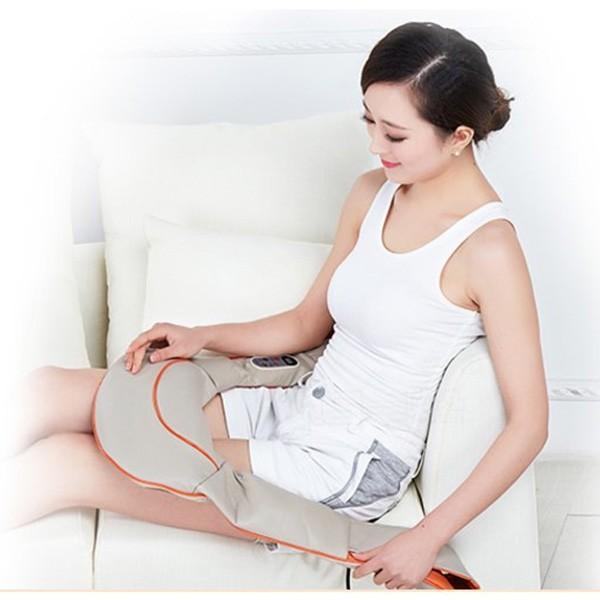 Тапинг масажор за врат гръб и рамене -масаж epulse TV73 10