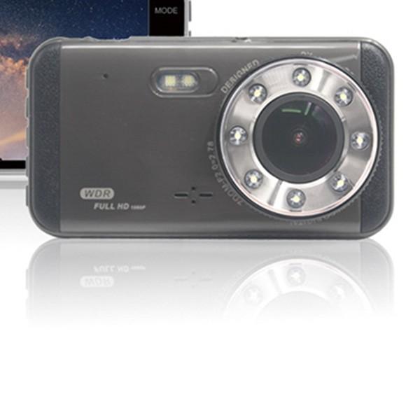 Камера за автомобил за дневно и нощно заснемане с вградени 8 мощни LED светлини 4
