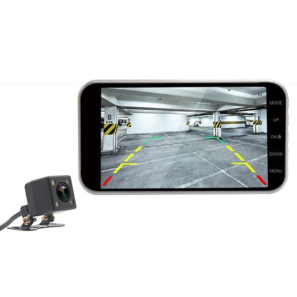 Камера за автомобил за дневно и нощно заснемане с вградени 8 мощни LED светлини 5