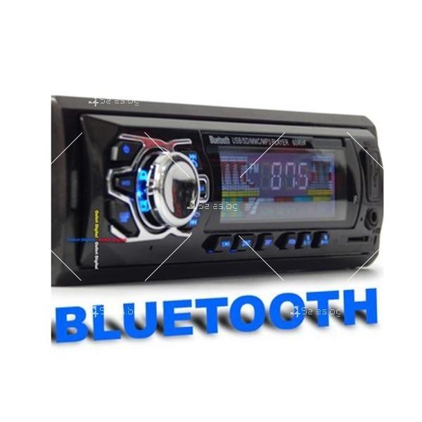 Радио за автомобил с USB и Bluetooth порт 6