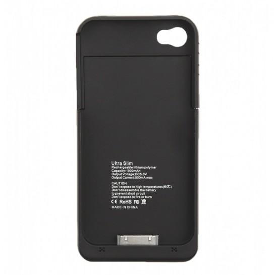 Калъфче за iPhone 4 / 4 S с батерия TV252