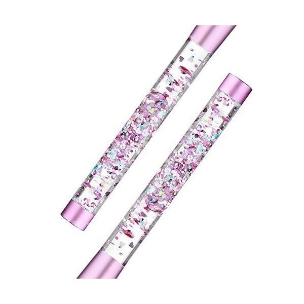 Четки за грим с кристални дръжки - 7 броя HZS86 7