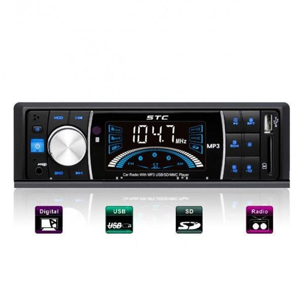Мултифункционален аудио плеър за автомобил