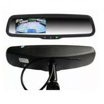 Парктроник със скрита камера и дисплей в огледалото за задно виждане