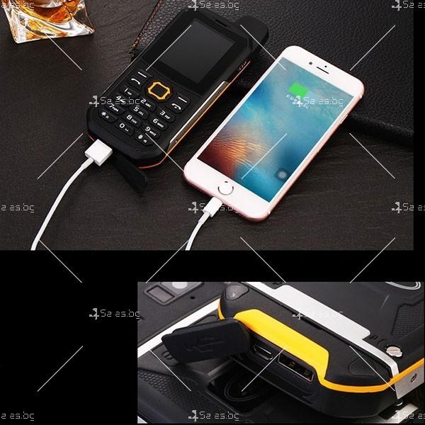 Мобилен телефон - Guophone V1 PHONE 3