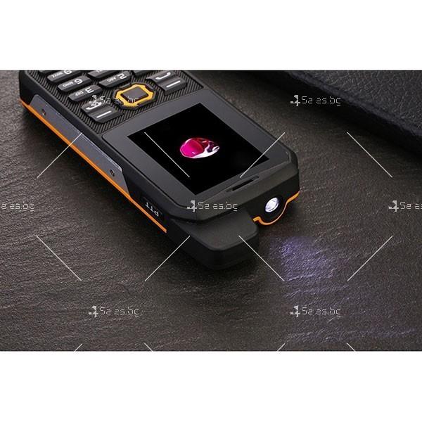 Мобилен телефон - Guophone V1 PHONE 4