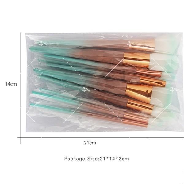 Опаковка от 20 броя Четки за грим HZS65 18