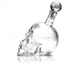 Бутилка - Кристален череп – легендата на маите WSKP1