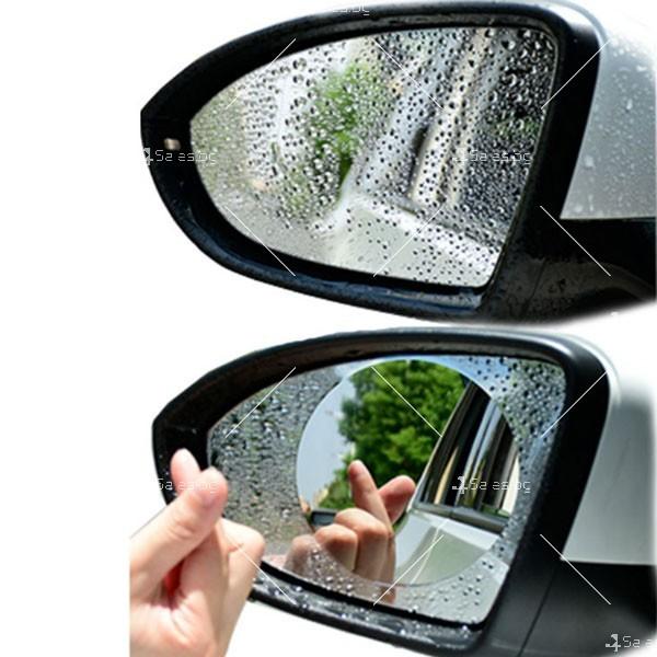 Защитно фолио за огледалата за обратно виждане и стъклата на автомобила FOLIO 1