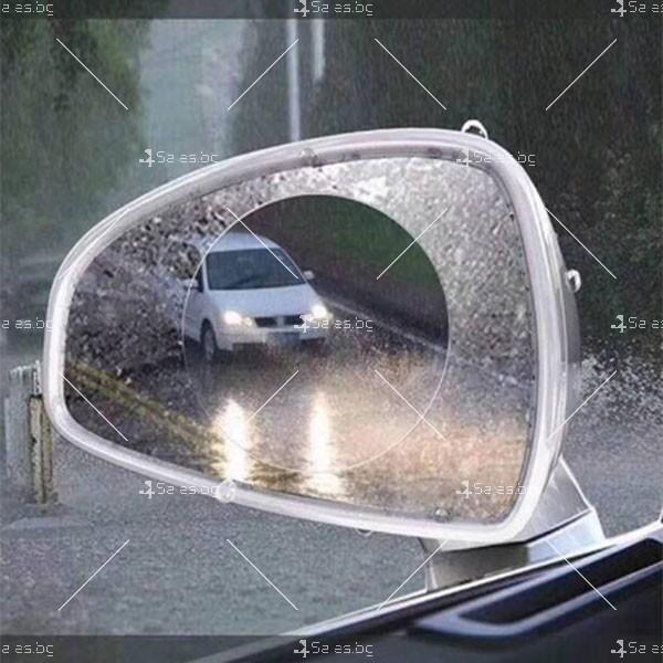Защитно фолио за огледалата за обратно виждане и стъклата на автомобила FOLIO 4