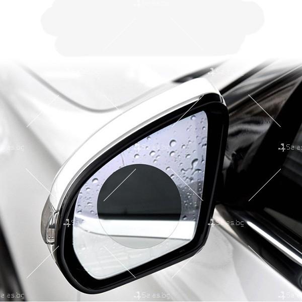 Защитно фолио за огледалата за обратно виждане и стъклата на автомобила FOLIO 6
