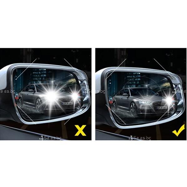 Защитно фолио за огледалата за обратно виждане и стъклата на автомобила FOLIO 7