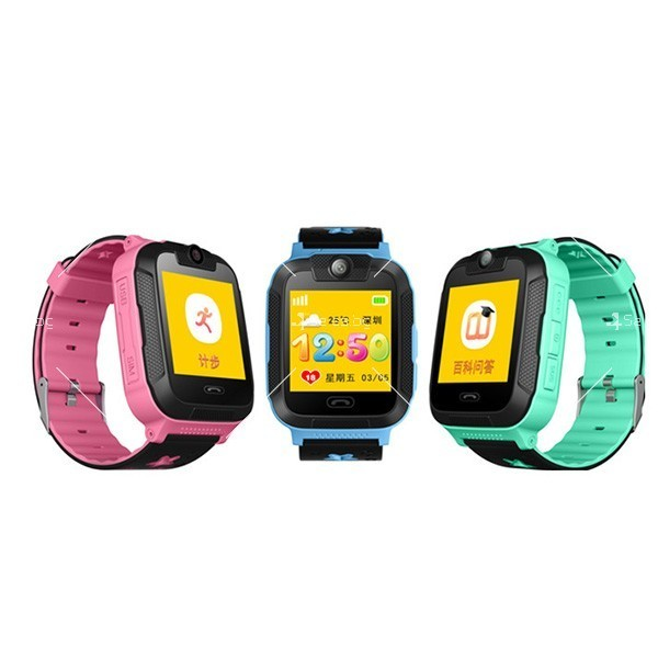 Елегантен Смарт часовник 3G Wi Fi Q760 3