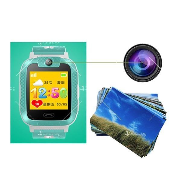 Елегантен Смарт часовник 3G Wi Fi Q760 7